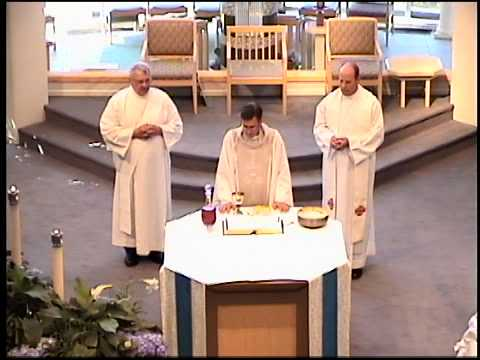 First Holy Communion, May 4, 2014 | Fr. Dave Gruver, Senior Priest at St. Edward the Confessor