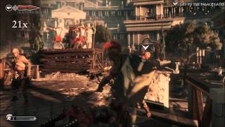 Ryse Son of Rome - gameplay pc 1080p