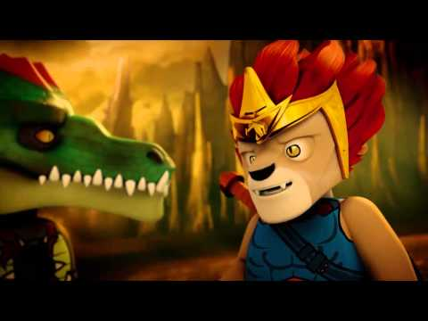 LEGO® Chima ™ episode 1, part 2