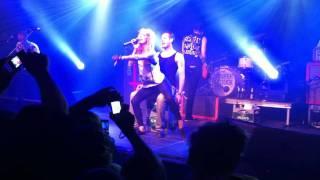Jennifer Rostock - Irgendwo Anders (Live) HQ