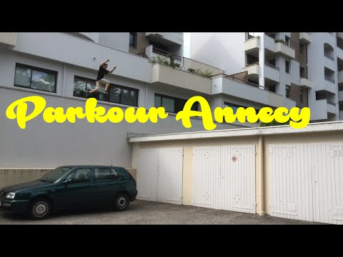 Parkour Annecy 2016 Youtube