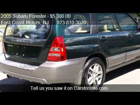 Subaru forester xs ll bean review the truth about cars.