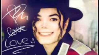 (I Like) The Way You Love Me - Michael Jackson (Lyrics)