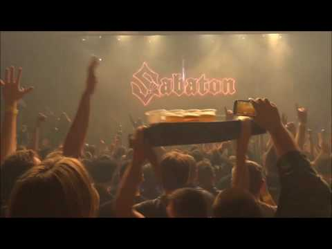 SABATON LIVE CROATIA 2017