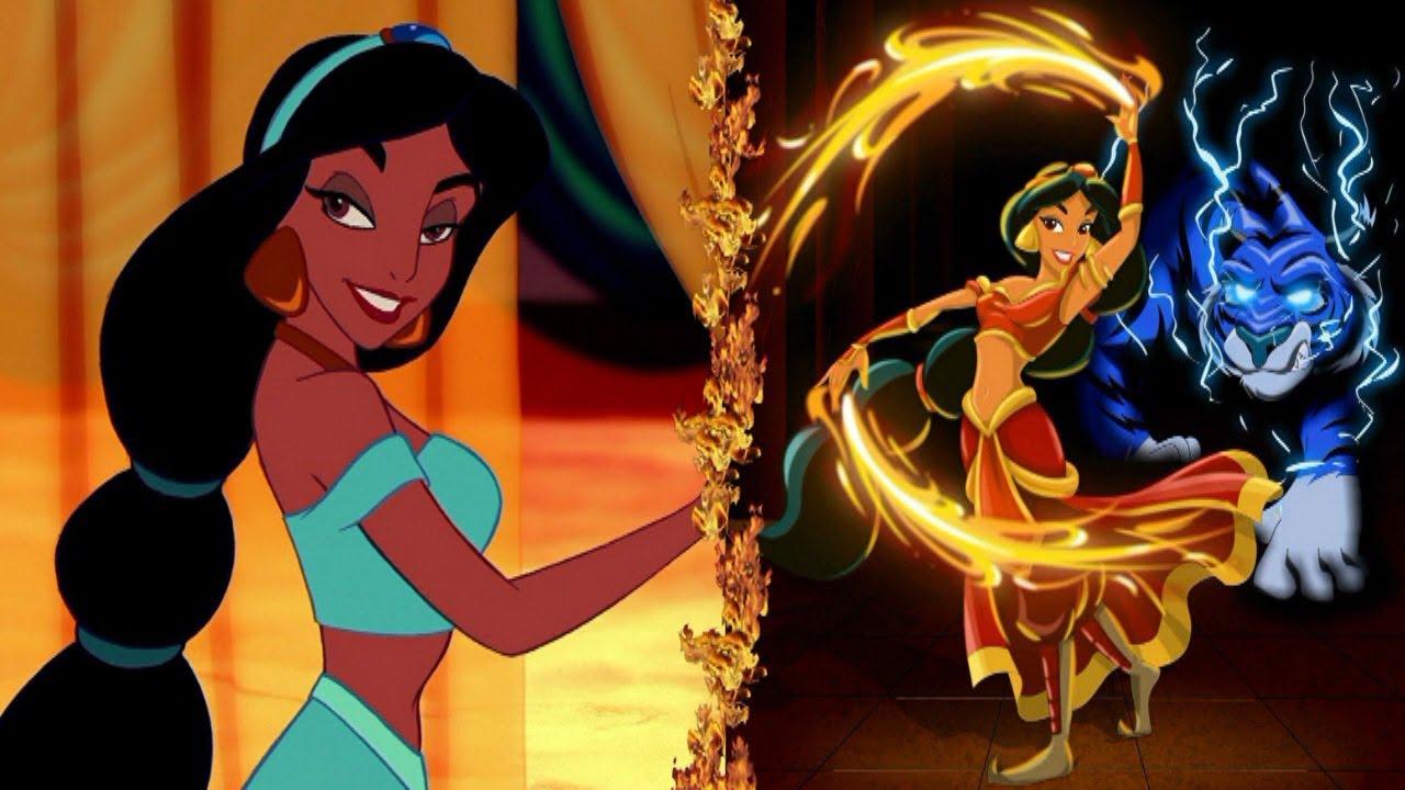 Disney Princesses In AVATAR The Last Airbender