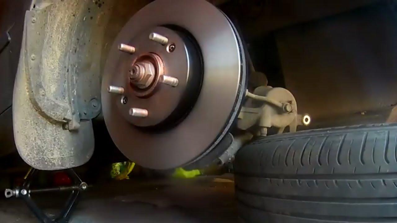 Замена колодок киа соул Замена выпускного коллектора форд фьюжн 1 6