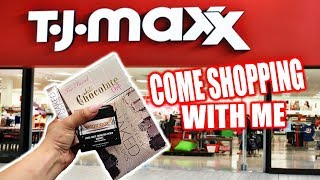 Come SHOPPING WITH ME to TJMAXX MAKEUP DEALS