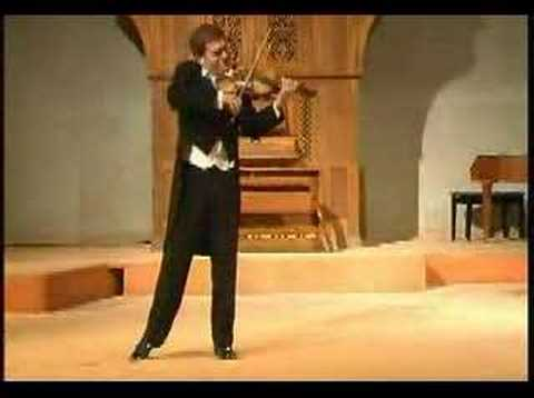 Nikolay Madoyan - Eugène YSAŸE Sonate No.2 (3.Saraban.Lento)