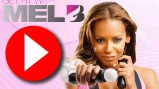 Official Get Fit With Mel B and PlayStation Move HD video game trailer PS3