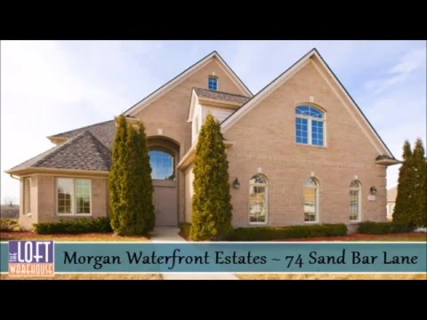 Detroit Waterfront Homes for Sale-74 Sand Bar Lane-Morgan Estates