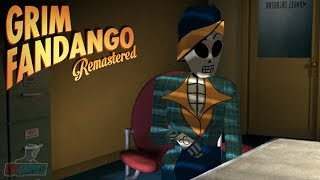 Grim Fandango Part 3 | Point And Click Game Let