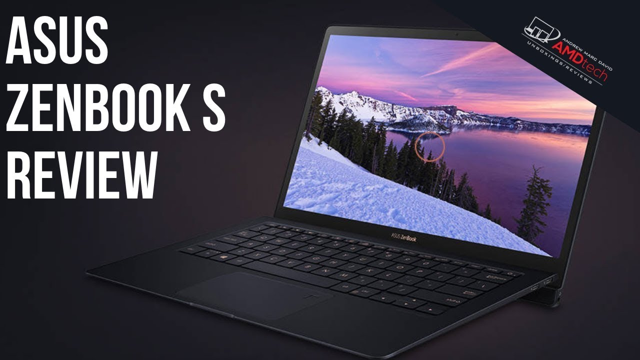 ASUS ZenBook S UX1UA-ET1T