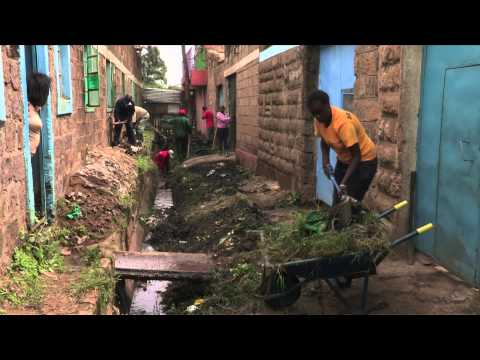 Changing Dandora slums | African Slum Journal