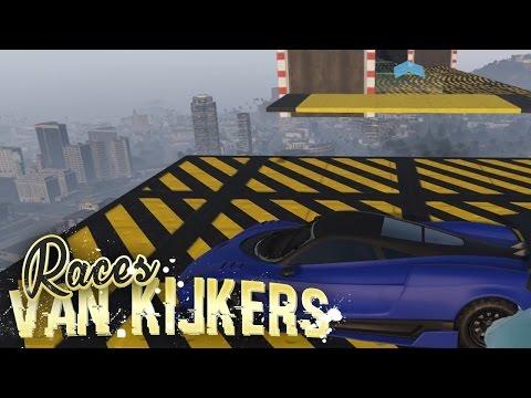 WAT MOET JE DOEN? - Races van Kijkers #5 (GTA V Online Funny Races)