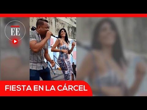 'La Madame', una proxeneta colombiana, indigna al país en una fiesta en la cárcel