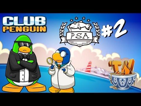 Club Penguin : Gary's Secret Mission - PSA Mission #2