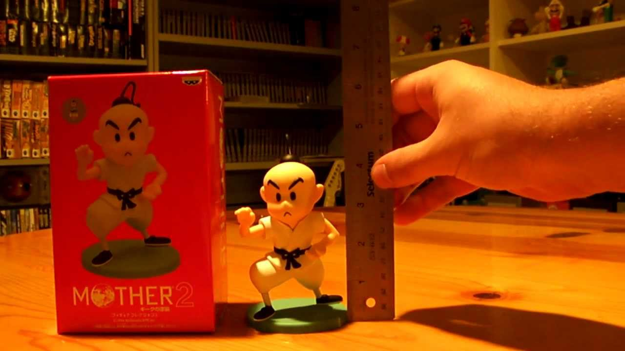 Poo Banpresto Mother 2 / Earthbound Large Figure Unboxing (Ep  54 Unboxing  #19 Oddities #13)