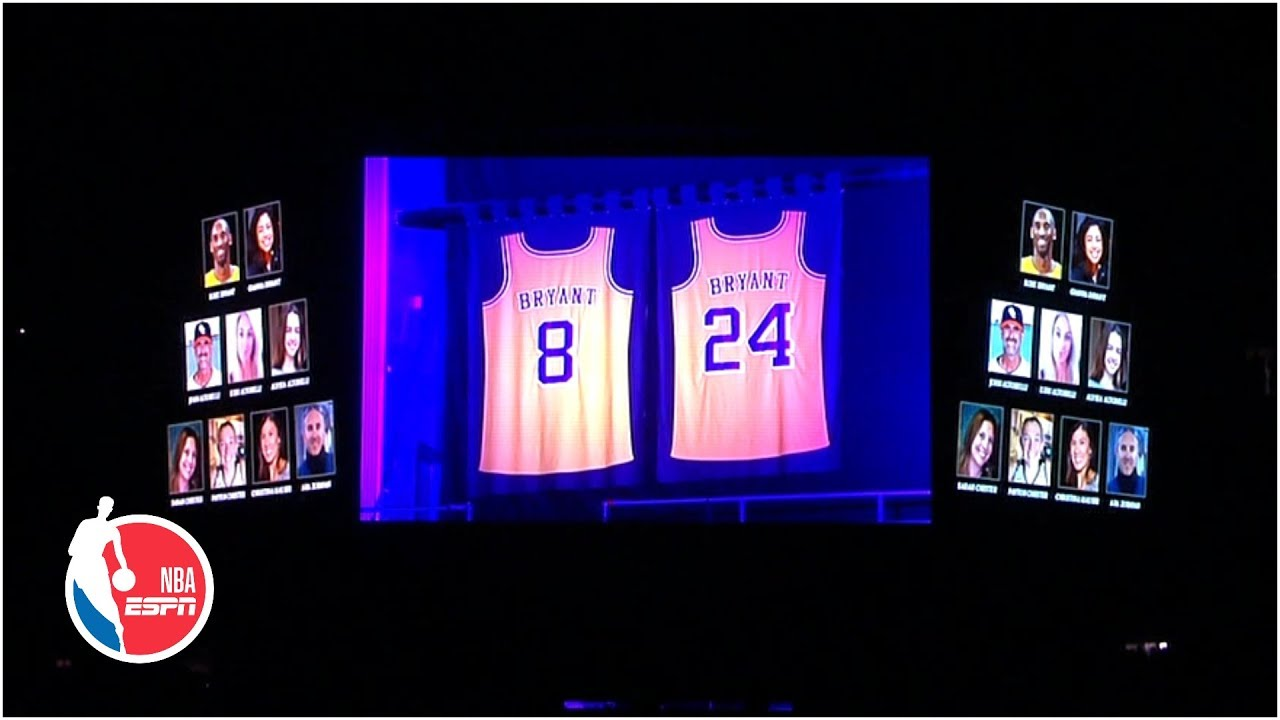 How Warriors plan to honor Kobe Bryant when Lakers visit Saturday