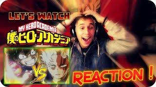 MIDORIYA VS TODOROKI!| LET'S WATCH My Hero Academia *SEASON 2* Episode 10(23) ULTIMATE REACTION!!