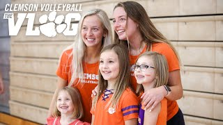 Clemson Volleyball || The Vlog (S3, Ep7)