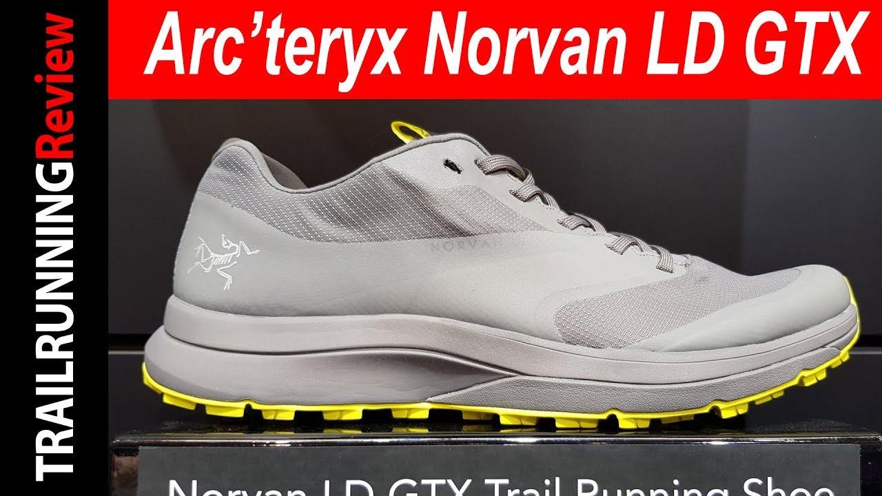 Arc'teryx Norvan LD GTX Preview