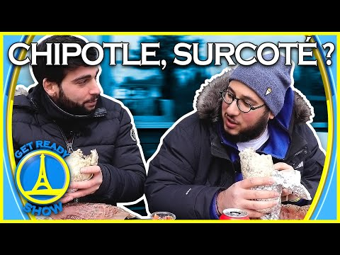 CHIPOTLE UN FAST FOOD SURCOTÉ ? feat. BEN N'CO - GET READY SHOW #102