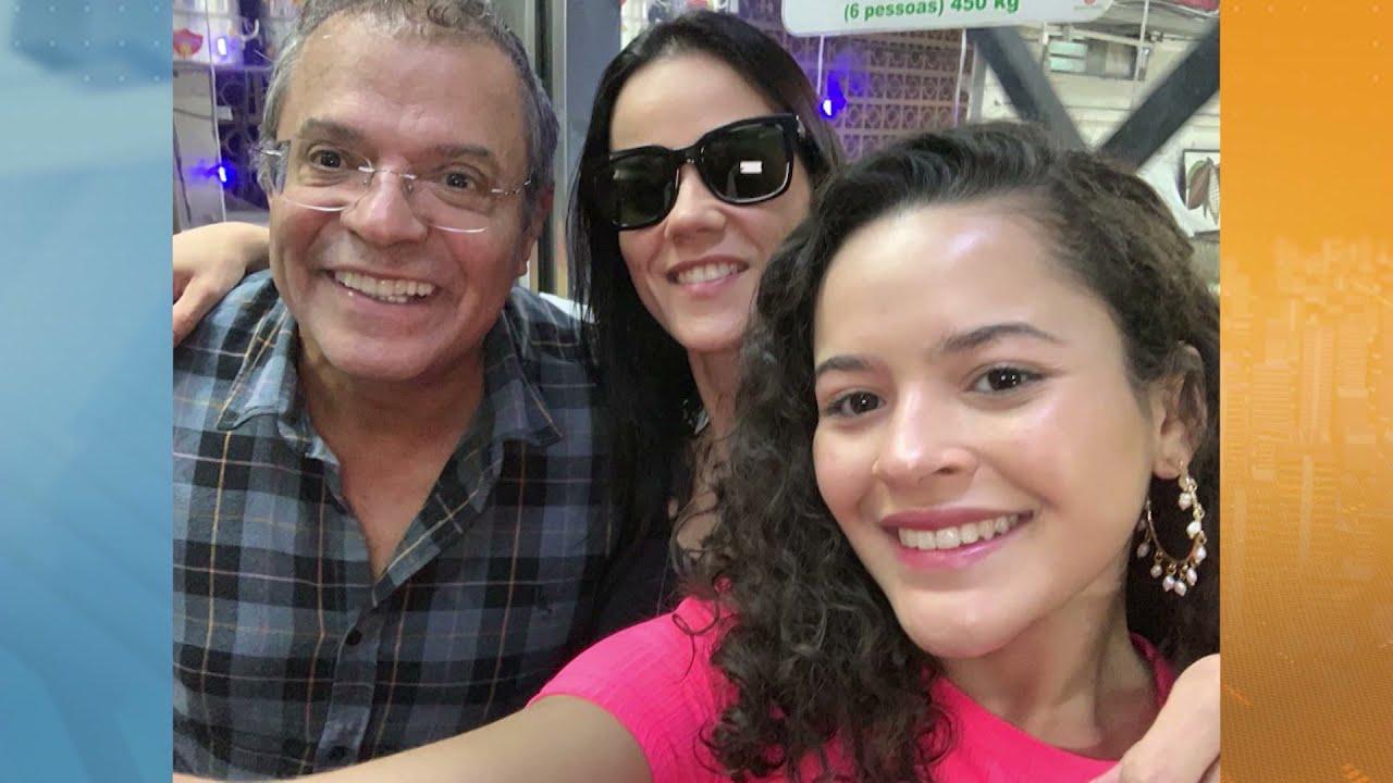 Eduardo Costa ganha homenagem da família no dia do aniversário