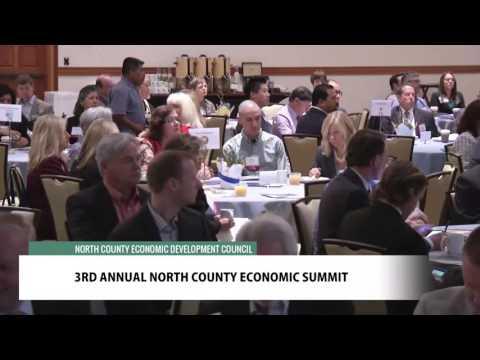 North County Economic Summit 2016 Part 1