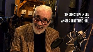 Christopher Lee's last words in his last film