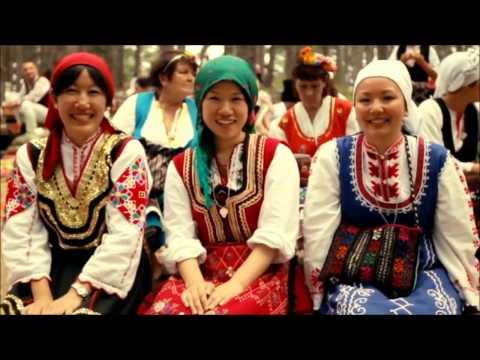 Bulgaria Travel (trance music video)