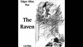The Raven by Edgar Allan Poe (Free Audio Book in English Language)