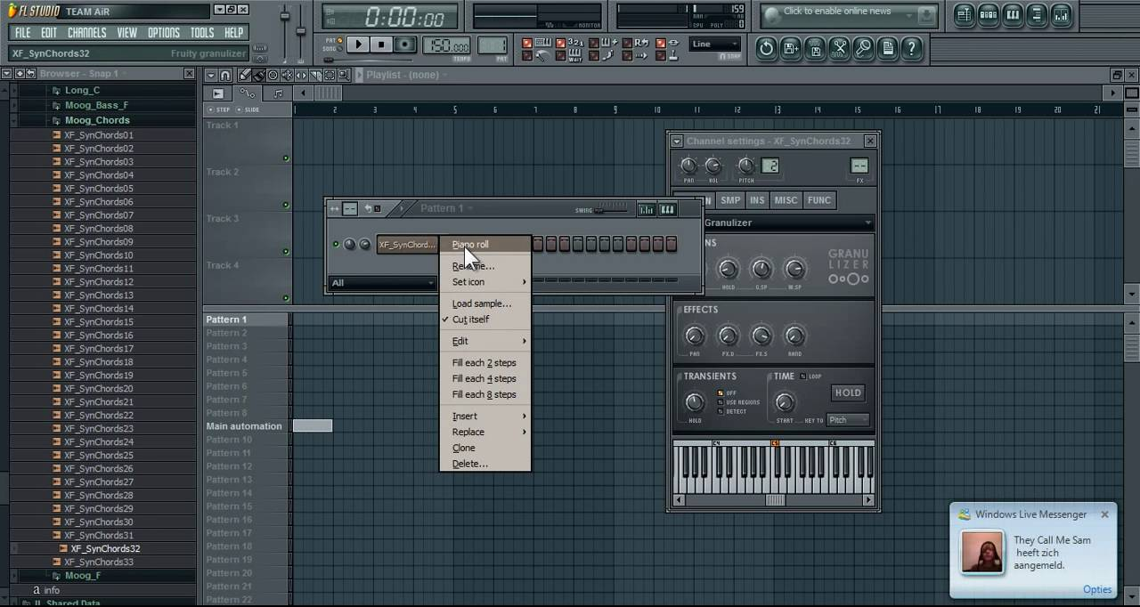 How To Make A Clean Melody On Your Piano Roll With A Sample