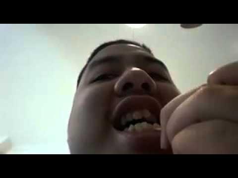 Video Lucu Anak Autis Makan Jigong Sendiri