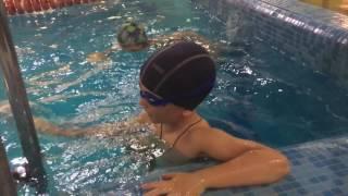 Плавание брассом