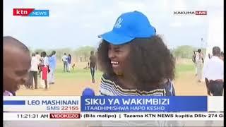SIKU YA WAKIMBIZI: Mchakato wa kusherehekea katika kambi ya Kakuma