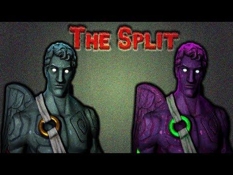 Fortnite Creepypasta: The Split