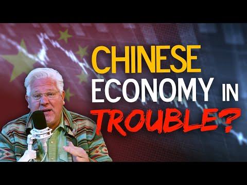 Is China heading towards economic collapse?
