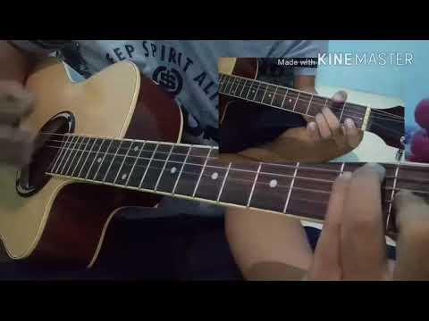 Solo Gitar Akustik Cover Elang Dewa