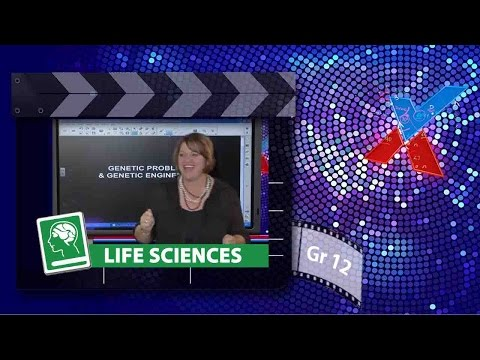 Genetic Problems & Genetic Engineering (Live)