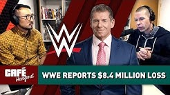 WWE Reports $8.4 Million Net Loss, Brandon Thurston on Q1 2019 Results | Caf Hangout (4/25/19)