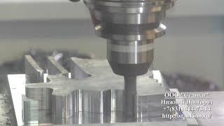 Vector 1000M   Вертикальный обрабатывающий центр с ЧПУ