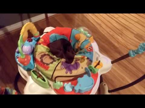 Fisher-price Luv U Zoo Jumperoo Review-mommy Must Have