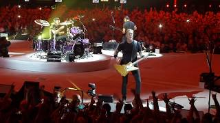 Metallica For Whom the Bell Tolls + Halo on Fire - Live Ziggo Dome Amsterdam 2017