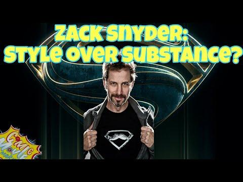Zack Snyder Myths: Style Over Substance?