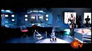 Endhiran (Robot) Movie Making HD- PART 1 of 4