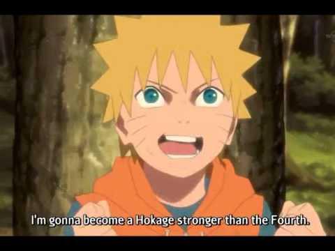 """Naruto """"Never Say Never"""""""