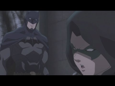 Batman vs. Robin: Exclusive Trailer Debut
