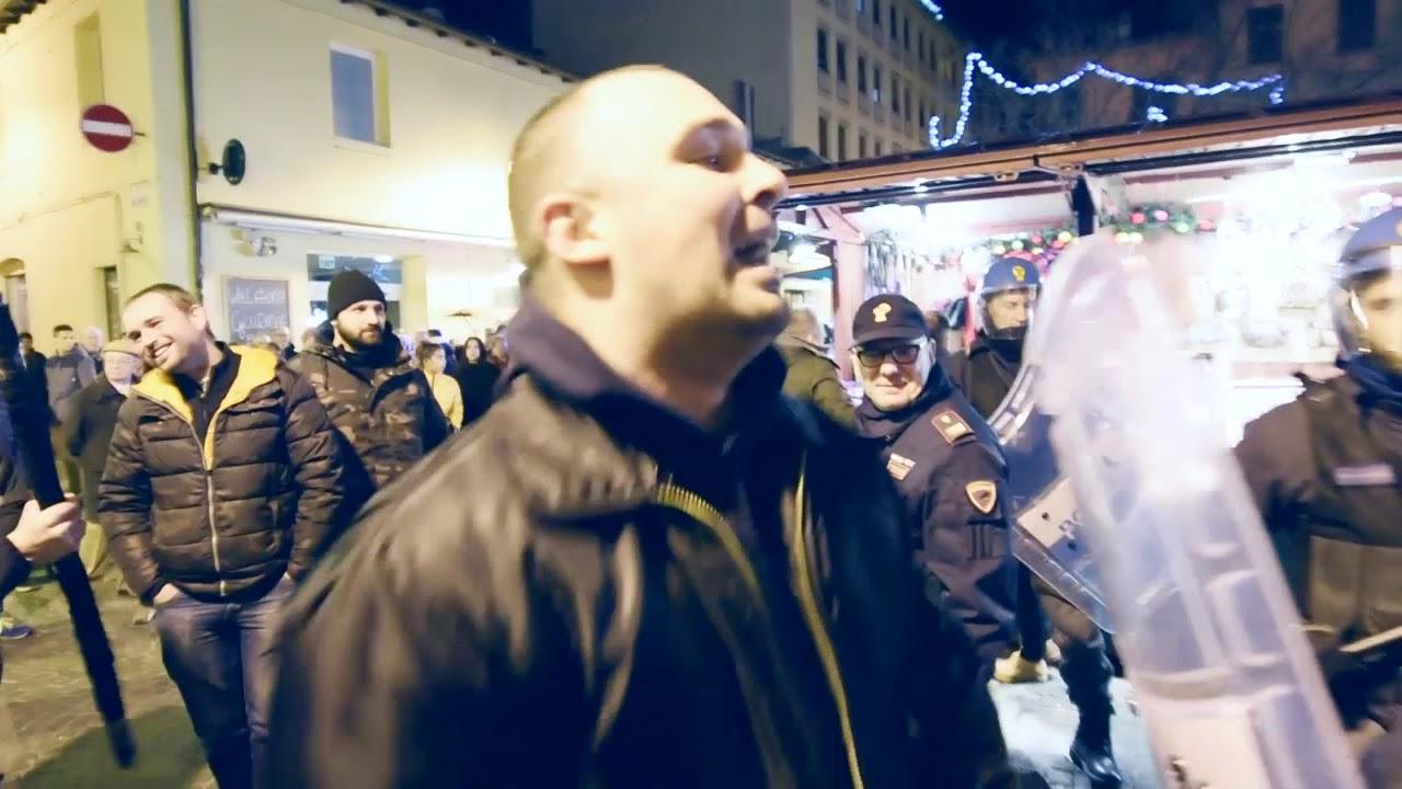 Piazza Della Misura Forli.Forli Scontri In Piazzetta Della Misura Indagate 16 Persone Video