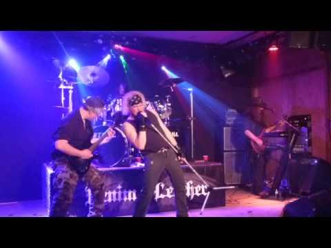 Denim n Leather - Winter's Call - Drunken Monkey - Janesville, WI - April 10, 2015