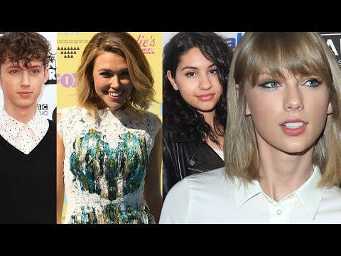 5 Artists Endorsed By Taylor Swift